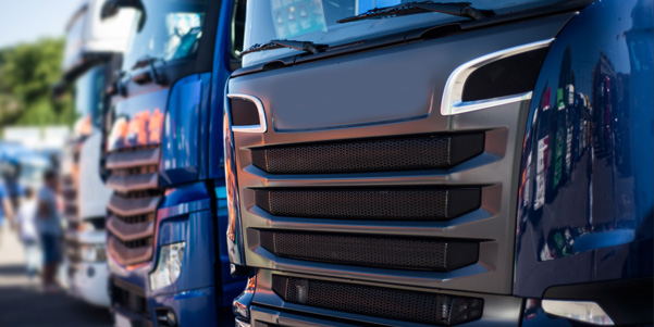 OEM spec sheet: DAF