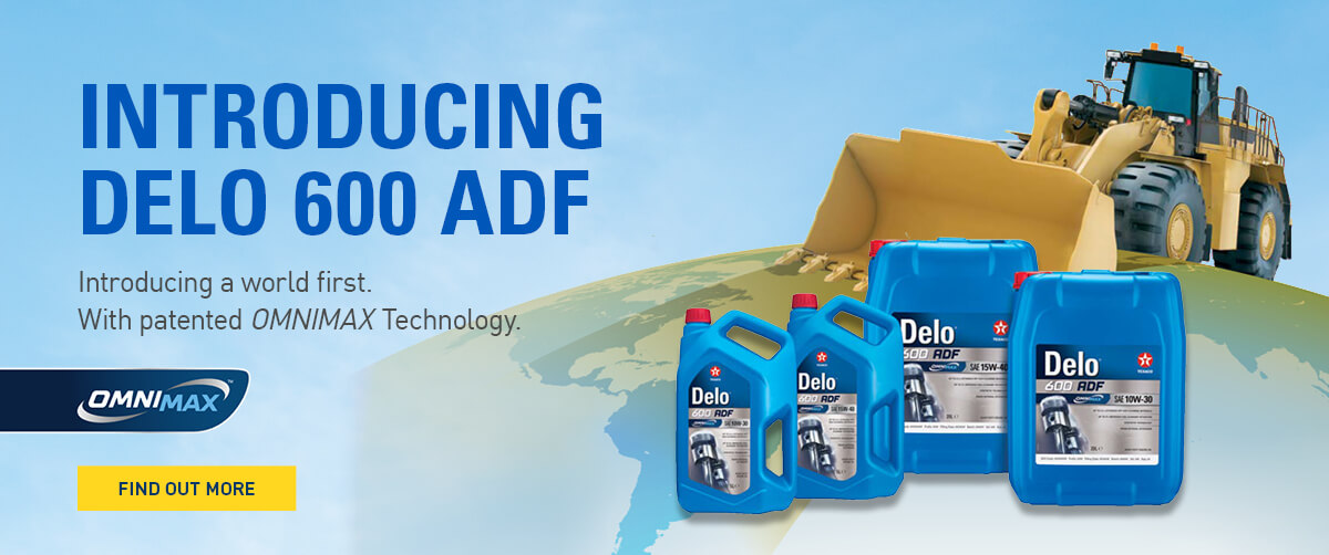 Introducing Delo 600 ADF